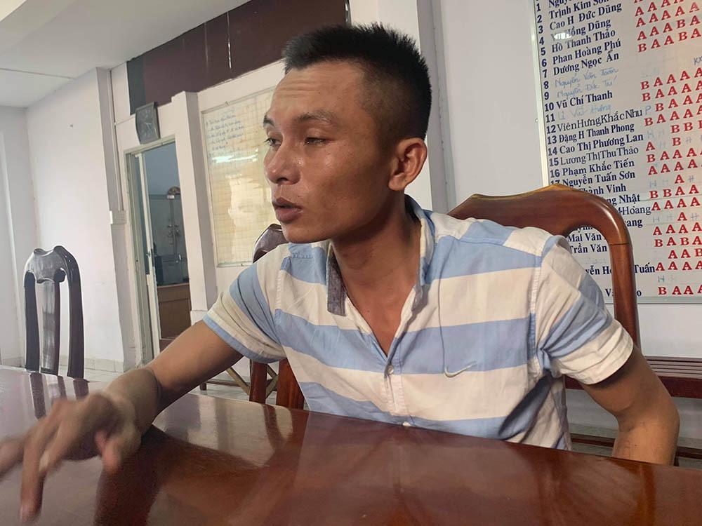 Cuộc truy lùng kẻ cắt cổ tài xế GrabBike cướp xe ở Sài Gòn
