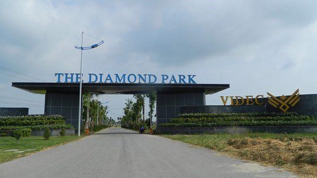 Dự án Diamond Park, Hà Nội muốn xử lý sai phạm của Vĩnh Phúc