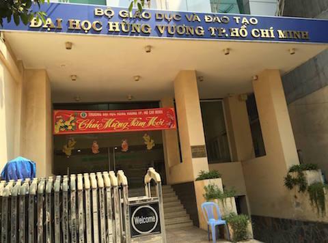 Đình chỉ vụ án Trường ĐH Hùng Vương TP.HCM bị giảng viên kiện