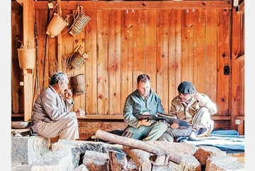 Foreigners' predestined attachment to Lang Biang plateau