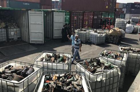 Vietnam warned of technological landfill risk