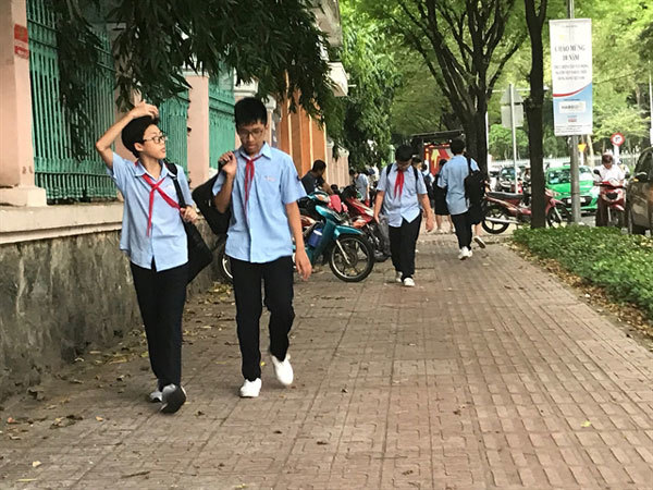 HCM City sees increase of more than 75,000 students for upcoming academic year