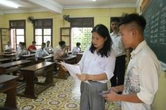 Hà Nội có tới 15% bài thi THPT quốc gia đạt điểm từ 8 trở lên