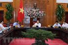 Thường trực Chính phủ họp về bảo đảm cung ứng nguồn điện
