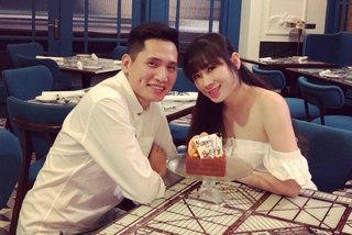 Vợ BTV Quốc Khánh khoe ảnh bikini gợi cảm