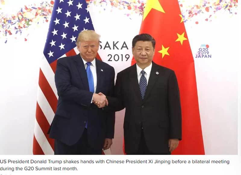 Trung Quốc,Donald Trump,Tập Cận Bình,chiến tranh thương mại,chiến tranh công nghệ,cuộc chiến công nghệ