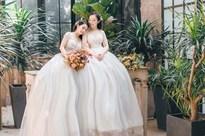 Từ Mỹ về Việt Nam gặp mặt đúng 3 lần, cặp đồng tính nữ xinh đẹp quyết định kết hôn trong hạnh phúc viên mãn