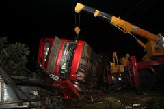 Khởi tố lái xe giường nằm chạy trái tuyến gây chết người ở Đắk Lắk