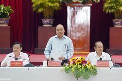 Thủ tướng nghe các tỉnh ĐBSCL và TP.HCM góp ý chiến lược, kế hoạch phát triển