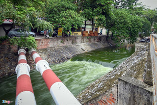 To Lich River remains polluted