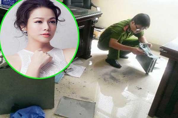 Nhà ca sĩ Nhật Kim Anh bị trộm phá két, mất 5 tỷ đồng