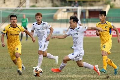 Lịch thi đấu vòng 17 V-League