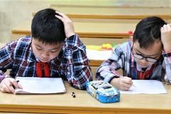 Bộ GD-ĐT điều chỉnh nội dung dạy học lớp 5 và lớp 9