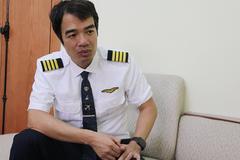 Phút nghẹn lòng của phi công 14 năm ngồi sau buồng lái