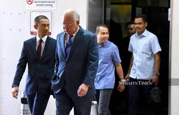 Malaysia,tham nhũng,cựu thủ tướng,Najib Razak,quan tham