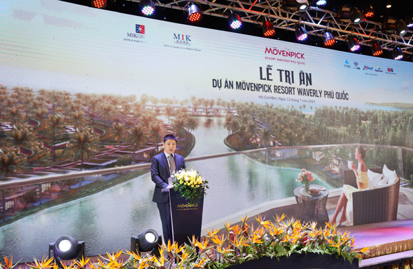 Giải thưởng căn Condotel hơn 3 tỷ đồng tại Movenpick Resort Waverly Phú Quốc đã có chủ