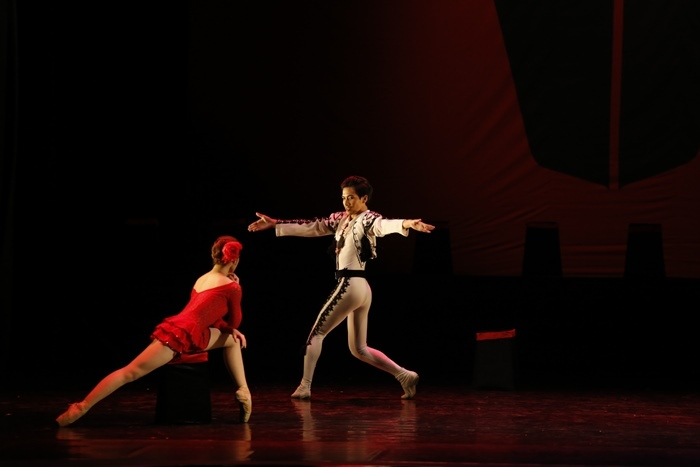"Ballet Performance ""Carmen"" returns to HCM City this weekend"