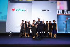 VPBank vào top 'Nơi làm việc tốt nhất Châu Á'
