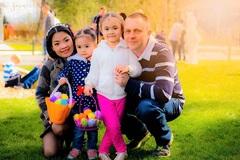 Cô gái Việt yêu kĩ sư hàng không Mỹ, bỏ công việc mơ ước theo chồng
