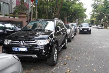 Sử dụng ô tô công vào việc tư bị phạt tới 20 triệu đồng
