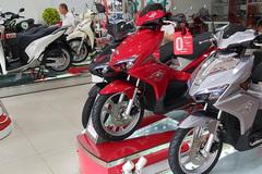 Người Việt mua hơn 1,5 triệu xe máy trong nửa đầu năm 2019