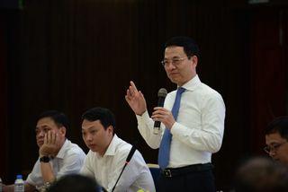 Toàn văn phát biểu của Bộ trưởng Nguyễn Mạnh Hùng tại buổi gặp gỡ cộng đồng ICT phía Nam