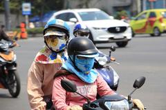 Dự báo thời tiết 17/7, Hà Nội oi nóng, tia UV nguy cơ gây hại cao