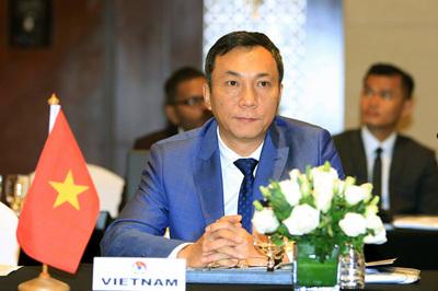 Ông Trần Quốc Tuấn trúng ghế Chủ tịch Ủy ban thi đấu AFC