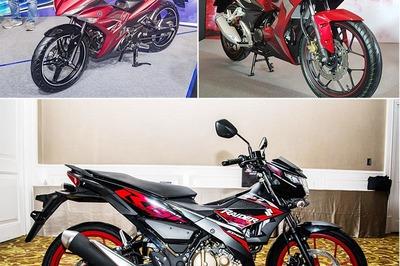 Mô tô hot cho giới trẻ, so găng Honda Winner X, Yamaha Exciter, Suzuki Raider ?