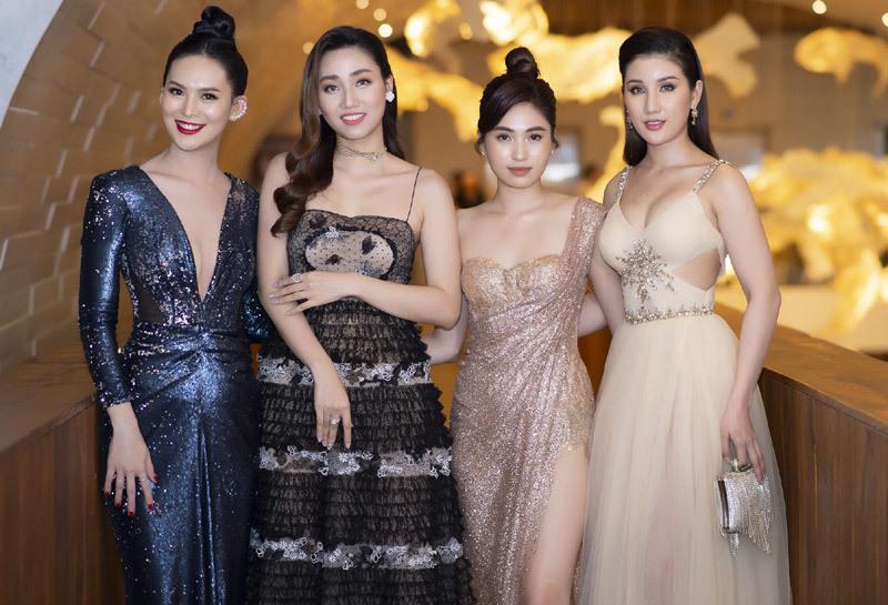 Hoa hậu Hoàn Vũ 2019,Sang Lê,H'Hen Niee