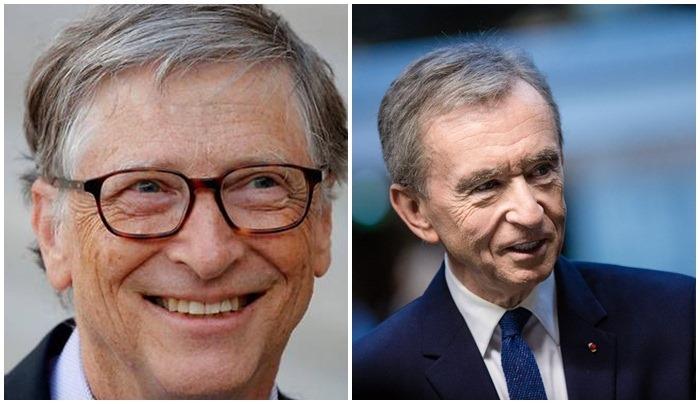 Tỷ phú Bill Gates lần đầu tiên bị soán ngôi giàu thứ nhì thế giới