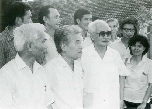 Cuốn sổ tang Bác Hồ của cố Bộ trưởng Tạ Quang Bửu