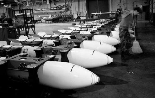 NATO,vũ khí hạt nhân,bom hạt nhân,Mỹ,bí mật