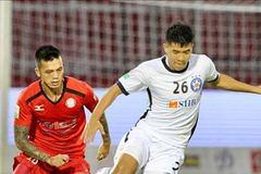 """Trực tiếp vòng 16 V-League: Thiên Trường đón """"bão"""", nóng Thống Nhất"""