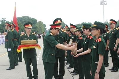 Hơn 600 thí sinh đăng ký xét tuyển vào Học viện Quân y không hợp lệ