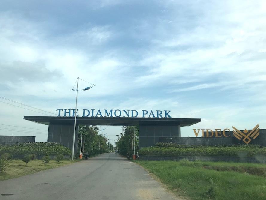 nhà ở xã hội,Videc,The Diamond Park,phân lô bán nền
