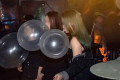 Hanoi police raid Old Quarter bars, seizing funky balls