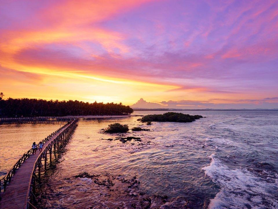 Ngất ngây với vẻ hoang sơ của hòn đảo tuyệt nhất thế giới