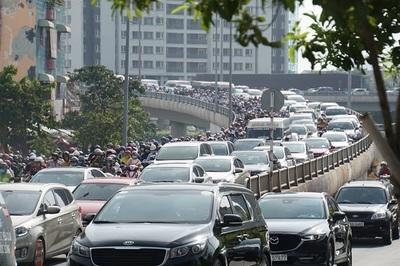 Phí ô tô vào trung tâm Sài Gòn bị hiểu nhầm, từ 2021 mới thu