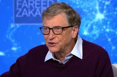 Bill Gates vừa bị mất ngôi vị người giàu thứ 2 thế giới