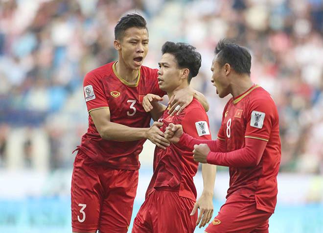 Tuyển Việt Nam,HLV Park Hang Seo,World Cup
