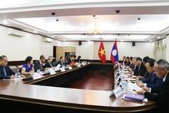 Vietnam, Laos hold fourth political consultation in Vientiane