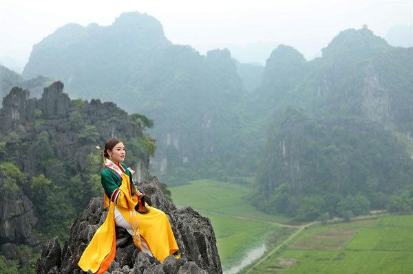 Music video highlights the beauty of Ninh Binh