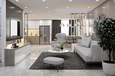 Thiết kế nội thất hoàn hảo cho căn hộ nhỏ, chỉ 50 triệu đồng
