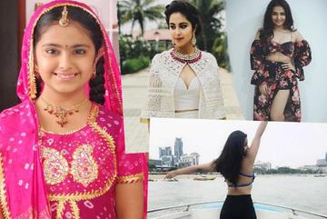 Nữ chính Anandi 'Cô dâu 8 tuổi' lột xác thành thiếu nữ sexy khó cưỡng
