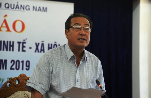 Thêm 20 ngày thanh tra 2 lô đất của vợ cựu Bí thư Tỉnh ủy Quảng Nam