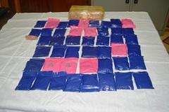 Phong tỏa biên giới, 100 người lùng sục 2 kẻ vận chuyển ma túy bỏ trốn