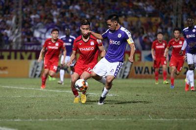 BXH V-League 2019 mới nhất: Hà Nội lỡ cơ hội bám sát TPHCM