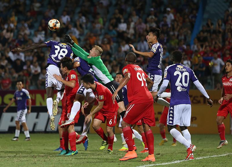 Hà Nội FC,HAGL,V-League
