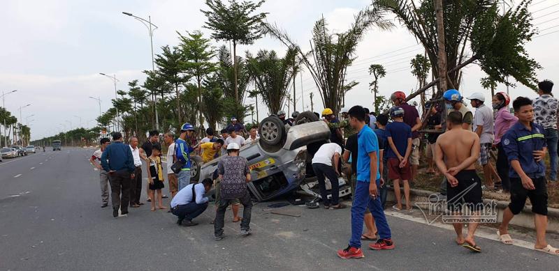 tai nạn giao thông,tai nạn liên hoàn,Cảnh sát giao thông